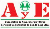 Cooperativa de Agua, Energía y Otros Servicios Comunitarios de Dos de Mayo Limitada